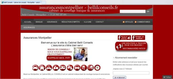 Bellil Conseils by Encore Services